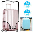 Travel Luggage Cover Protector Suitcase Dust Proof Bag Anti Scratch Translucent