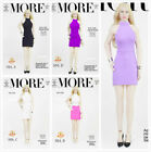 SGTOYS 1/6 Sexy lady Halter skirt suit Five color optional for Hot Toy body