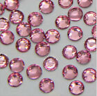 1000Pcs Facet Resin Rhinestone Gems Flat Back Crystal Bead Finding Craft 3mm DIY