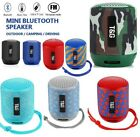 Portable Bluetooth Speaker Wireless Waterproof with Bass TF USB FM Radio BS129