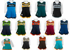 NFL Toddler Girl's Cheerleader Dress 2-Piece Jumper Turtleneck Cheer Outfit #2 $13.39 USD on eBay