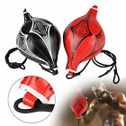 Double End Speed Ball Boxing Dodge Bag MMA Focus Punching Floor to Ceiling Rope