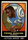 1967 Topps #130 Frank Buncom Chargers EX/MT $4.75 USD on eBay