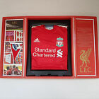 ADIDAS LIVERPOOL LFC BOX BOX CELEBRATING AUTHENTIC VINTAGE LIMITED 2010