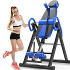 Adjustable Folding Inversion Table Inversion Machine With Comfort Backrest image