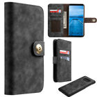 For Samsung Galaxy S8 Flip Wallet Luxury Magnetic Case Soft Finish Cover