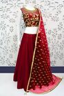 Bollywood Indian Party Wear Lehenga Lengha Choli wedding Pakistani dress ethnic.