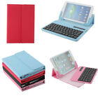 """Wireless Bluetooth Keyboard Removable Leather Case Cover For 8"""" inch Tablet 20"""