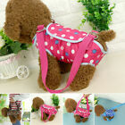 Pet Backpack Carrier Puppy Pouch Front Back With Legs Out For Small Dogs Cats