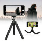 Flexible Mini Octopus Tripod Bracket Holder Mount for iPhone Cell Phone Camera