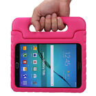 """Kids Shockproof Foam Case Handle Cover Stand for Samsung Galaxy Tab E 7"""" 8"""" 9.6"""""""