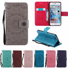 2018 Magnetic Embossed Leather Stand Case Wallet Cover For Samsung Galacy S9 S9+