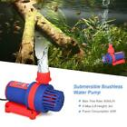 DC 24V Brushless Variable Frequency Water Pump for Fish Tank Aquarium Pool W4E5