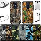 FUSIONGUARD For AT&T LG Xpression Plus 2018 Hybrid Case Armor Cover C3