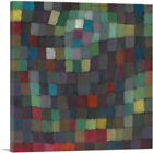 ARTCANVAS May Picture Square 1925 Canvas Art Print by Paul Klee
