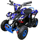 LEOPARD 36V 800W Electric Kids MINI ATV Quad Bike Children Junior MOTO RIDE ON