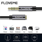 FLOVEME AUX 3.5mm Jack Male to Female Stereo Audio Earphone Extension Cord Cable