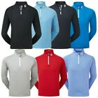 FootJoy Mens ChillOut Pullover - New Golf Half Zip Long Sleeve Sweater Top