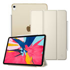 For iPad Pro 11 inch 2018 Slimshell Translucent Frosted Back Case Cover Stand