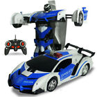 Toys for Kids Transformer RC Robot Car Remote Control 2 IN 1 Boys Xmas Gift US