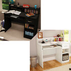 Home Office Computer Desk Workstation Laptop PC Study Table Drawer Keyboard Tray