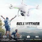 H68 Drone RC Quadcopter: 2.0MP 720P Wi-Fi Altitude Power Headless Mode: 20 Min