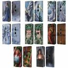 OFFICIAL ANNE STOKES YULE LEATHER BOOK WALLET CASE COVER FOR SONY PHONES 1