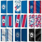 OFFICIAL NBA PHILADELPHIA 76ERS LEATHER BOOK WALLET CASE COVER FOR AMAZON FIRE on eBay