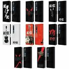 OFFICIAL AC/DC ACDC ICONIC LEATHER BOOK WALLET CASE COVER FOR XIAOMI PHONES $19.95 USD on eBay