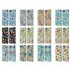 OFFICIAL MICKLYN LE FEUVRE PATTERNS 2 LEATHER BOOK CASE FOR ASUS ZENFONE PHONES