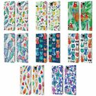MICKLYN LE FEUVRE SUMMER PATTERNS LEATHER BOOK CASE FOR ASUS ZENFONE PHONES