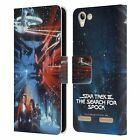 OFFICIAL STAR TREK MOVIE POSTERS TOS LEATHER BOOK WALLET CASE FOR LENOVO PHONES