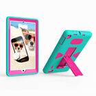 For Amazon Kindle Fire HD 8 Inch 2018 8th Gen Shockproof Rubber Stand Case Cover