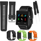 Replacement Silicone Wrist Watch Band Strap For Garmin Vivoactive HR With Tool