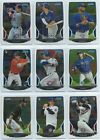 2009 Topps Unique Baseball Rookie Card /2699 You Pick the Card Finish Your Set