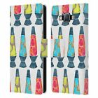 OFFICIAL CAT COQUILLETTE PATTERNS 5 LEATHER BOOK CASE FOR SAMSUNG PHONES 2