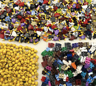Lego NEW Minifigures 1-500 People Mixed Heads Torsos Legs Hair Series <br/> You Pick How Many Full Figures OR Figure Parts you Want