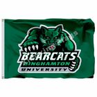 Binghamton Bearcats Flag 3Ft X 5Ft Polyester Banner Flying Size 90*150Cm