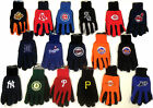 Work Utility Gloves One Size MLB Pick Up Your Team: Yankees, Orioles, Cubs, etc on Ebay