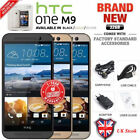 New & Sealed Factory Unlocked Htc One M9 Black Gold Silver 32gb Android Phone Uk