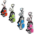 MacGregor Junior Tourney 2 II Package Set - New Kids Golf Clubs Bag Colours Age