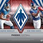 2018 Panini Phoenix Football Cards Single Base and Rookies You Pick