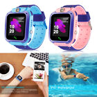 Waterproof Tracker Smart Kids Child Watch Anti-lost SOS Call For iOS Android US