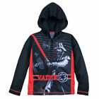 Disney Authentic Star Wars Darth Vader Hooded Zip Jacket for Boys Size XS 4 5 $35.95 USD on eBay