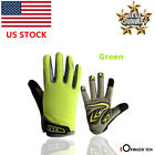 Kids Cycling Gloves Toddler Unisex Full Finger Gel Padded Motorcycle Bicycle