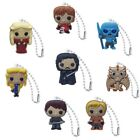 Game of Thrones Keychain Cute Charm Ball Chain Key Ring Bag Accessory Kids Gifts