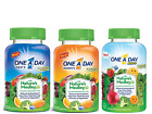 ONE A DAY Nature's Medley Women's & Men & Kids Complete Multivitamin 28 ct 09/19