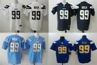 Los Angeles Chargers #99 Joey Bosa Football 2019 JERSEY Free shipping $36.66 USD on eBay