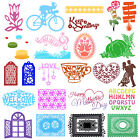 26Pcs Metal DIY Letters Cutting Dies Stencils Scrapbooking Embossing Paper Card