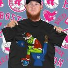 Grinch MLB Official Team BaseBall Boston Red Sox Shirt Men Women Gift S-3XL on Ebay